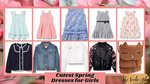 The Teelie Blog | Cutest Spring Dresses for Girls | Teelie Turner