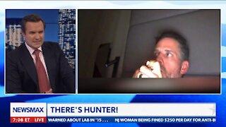 Greg Kelly On Hunter Smoking Crack!