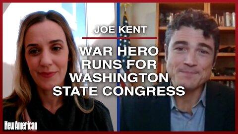 Nontraditional War Hero Joe Kent Enters the Race for Congress in Washington State