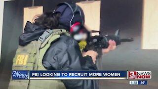 FBI looking for a few good women