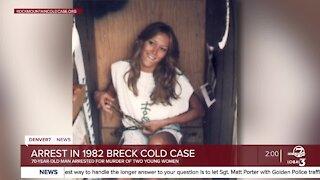 Arrest made in 1982 cold case near Breckenridge
