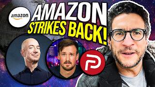 Amazon Empire STRIKES BACK! Lawyer Explains Response to Parler Lawsuit - Viva Frei Vlawg