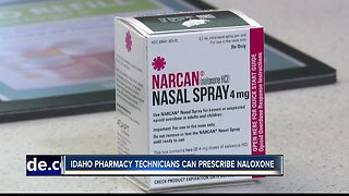 Pharmacy technicians can now prescribe naloxone