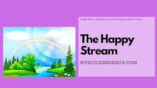 Piano Adventures Performance Book Primer - The Happy Stream