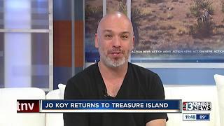 Comedian Jo Koy talks about his Las Vegas Shows