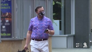 Local health departments react to CDC mask guideline change