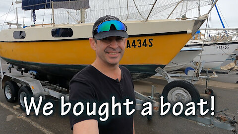 """Sailing Our Hood 23 - Ep 1: """"We Bought a Boat"""""""