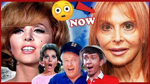 GILLIGAN'S ISLAND 🌴 THEN AND NOW 2020