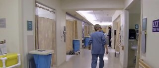 Hospital sees decrease in patients with medical emergencies