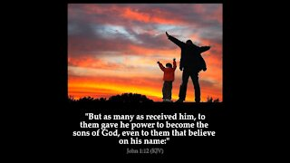 Who Are The Sons Of God In The Bible? - Real Bible Study