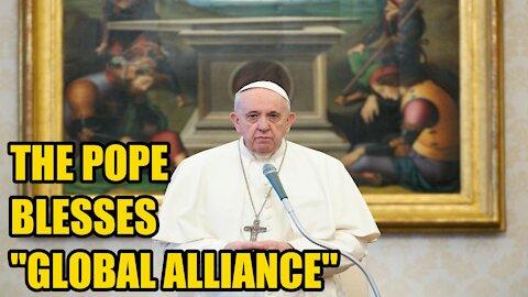 "The Vatican Entering ""Global Alliance"""