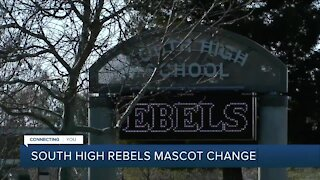 """South High School will no longer be """"The Rebels"""""""