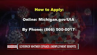 Unemployment benefits applications soar in Michigan amid COVID-19 outbreak; here's how to apply