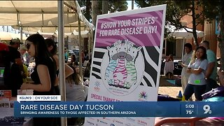 Tucson community supports 'Rare Disease Day' in free community resource event