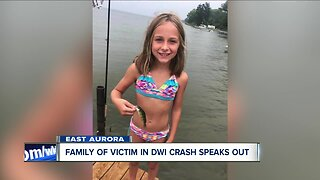 Family of victim in DWI crash speaks out