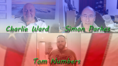 CHARLIE WARD, SIMON PARKES AND TOM NUMBERS 2.9.21