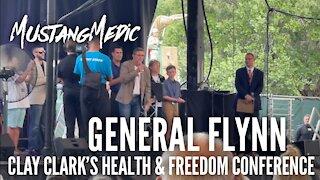 General Flynn MustangMedic