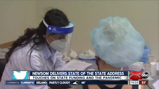 Newsom State of the State Address