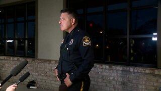Omaha Police provide update on Saturday George Floyd protest