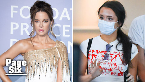 Kate Beckinsale reunites with daughter after 2 years apart due to COVID-19