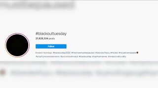 Recognizing Blackout Tuesday in WNY