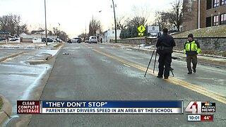 Turner Middle School student injured in pedestrian crash; driver in custody