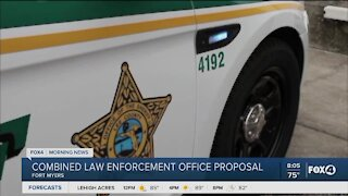 City Council to discuss dissolving Fort Myers Police
