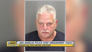 Arraignment today for Lake Angelus police chief arrested for drunk driving