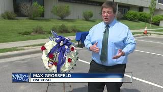 Oshkosh Police remember their fallen