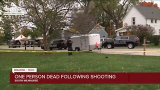 One man killed in officer-involved shooting in South Milwaukee