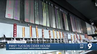 'Bawker Bawker' becomes Tucson's first cider house