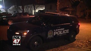 Lansing Woman hospitalized after being shot overnight