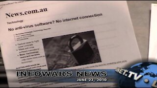 2010 FALSE FLAG STAGED ATTACKS ON INTERNET AND LIBERTY MOVEMENT COMPILATION!