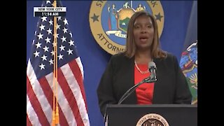 AG accuses Andrew Cuomo - No Criminal Charges