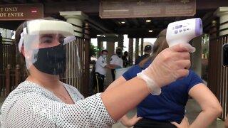 Universal Orlando Resort theme parks reopen on Friday