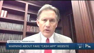 Online 'Cash App' scam compromises local mans bank account