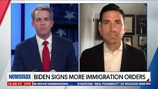 CHAD WOLF: BIDEN'S EXECUTIVE ORDERS ON IMMIGRATION 'CONCERNING'