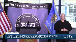 City, County, and Tulsa Health Department COVID-19 Virtual Conference