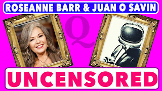 "Roseanne Barr and Juan O Savin UNCENSORED - Saturnalia's ""Christmas"" & ""Sacrifice of Misrule"""