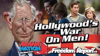 Hollywood's War and Attack On Men with Kevin J. Johnston and Michael Arana