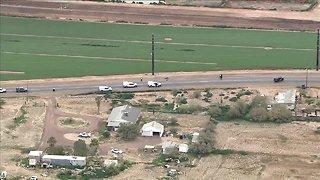 KNXV pedestrian killed in hit-and-run in Phoenix
