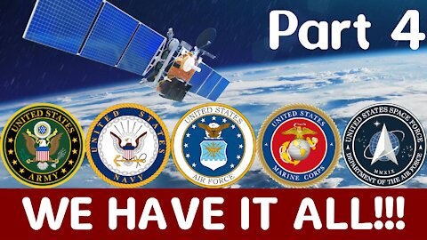 US Military seized control of Vatican satellites used in Dominion voter fraud Part IV