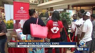 WPTV Back-to-school Expo held in Wellington