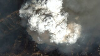 Record-Setting Drought Fuels Wildfires In Colorado