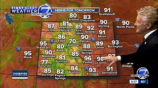 It's getting hotter for the Fourth of July in Colorado!