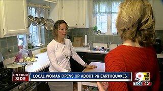 Puerto Rico earthquakes shook this Cincinnati home
