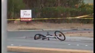 Police update fatal hit-and-run crash in central Vegas
