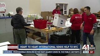 Heart to Heart International sends help to NYC