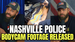 Nashville Police Bodycam Footage Released