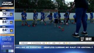 Ball hockey clinic happening in Tampa Friday